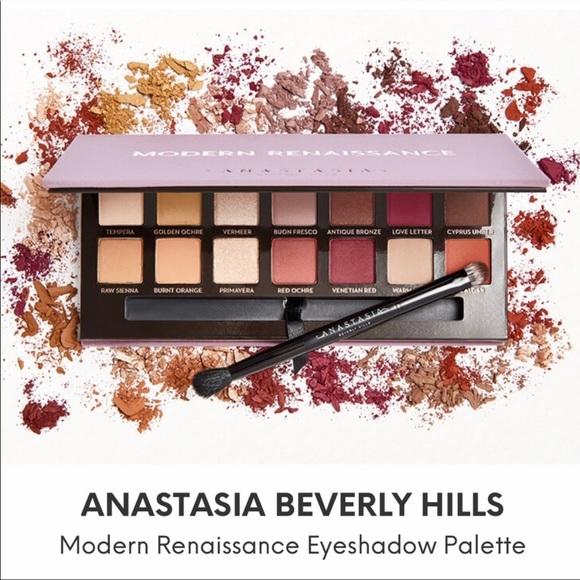 ✨ ABH Modern Renaissance Eyeshadow Palette